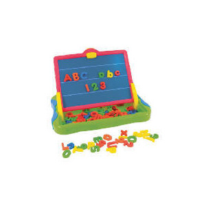 Photo of Tesco Magnetic Learning Case Toy