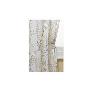 Photo of Tesco Leaf Print Curtains 168X137CM Curtain
