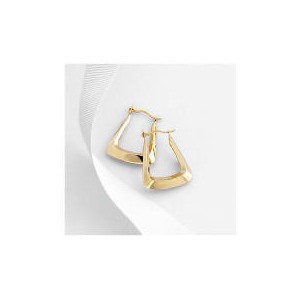 Photo of 9CT Gold Hoops Jewellery Woman