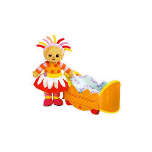 Photo of In The Night Garden Upsy Daisy and Her Bed Toy
