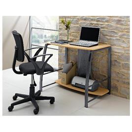 City Desk with USB Port, Maple effect Reviews