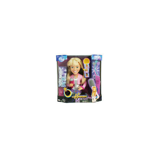 Hannah Montana Styling Head
