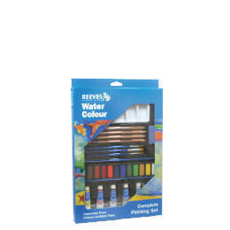 Complete Painting Set - Watercolour Reviews
