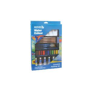 Photo of Complete Painting Set - Watercolour Toy
