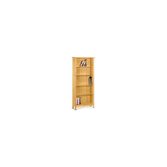 Pine 5 shelf Bookcase