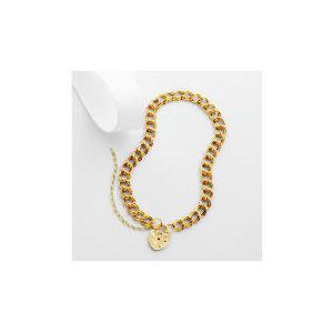 Photo of 9CT Gold Padlock Bracelet Jewellery Woman