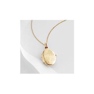 Photo of 9CT Gold Locket Jewellery Woman