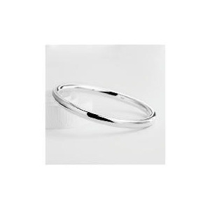 Photo of Sterling Silver Bangle Jewellery Woman
