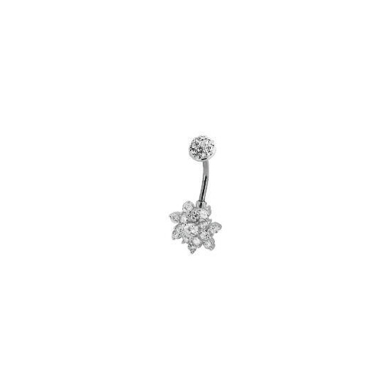 Stainless Steel Belly Bar