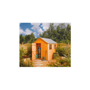 Photo of Rowlinson Premier Shiplap 7 X 5 Apex Shed Shed