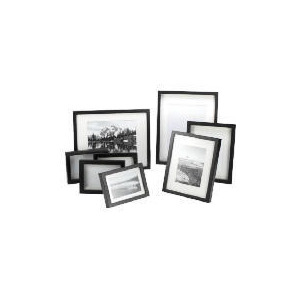 Photo of Tesco Block Frame Black Multipack Home Miscellaneou