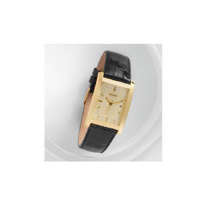 Photo of Accurist Mens  Black Strap Date Watch Watches Man