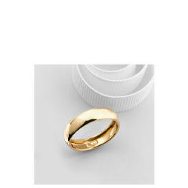 9ct Rolled Gold 5mm Wedding Ring P Reviews