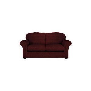 Photo of Finest Chichester Made To Order Large Velvet Sofa, Claret Furniture