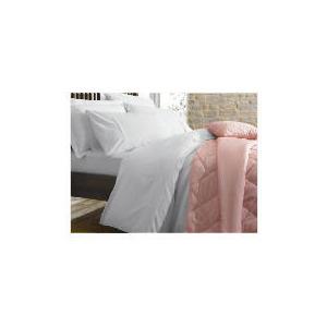 Photo of Finest Waffle Super King Duvet Set, White Bed Linen