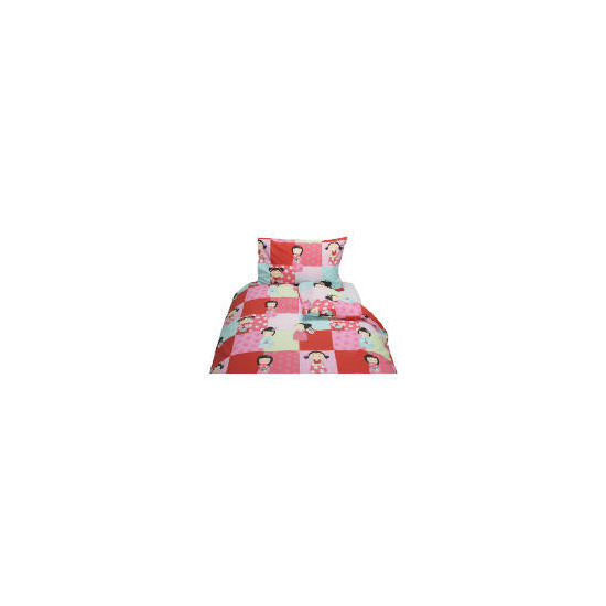 Tesco Kids Japanese Doll Duvet Set