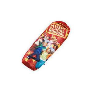 Photo of Junior Sleeping Bag - High School Musical Sleeping Bag