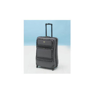Photo of IT Lightweight Spinner Large Trolley Case - Charcoal Luggage