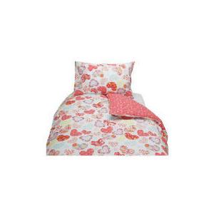 Photo of Tesco Kids Printed Heart Duvet Bed Linen