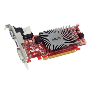 Photo of Asus EAH5450 SILENT/DI/1GD3(LP) Radeon HD 5450 Graphic Card - 650 MHZ Graphics Card