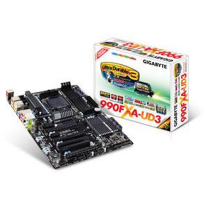 Photo of Gigabyte GA-990FXA-UD3 Motherboard