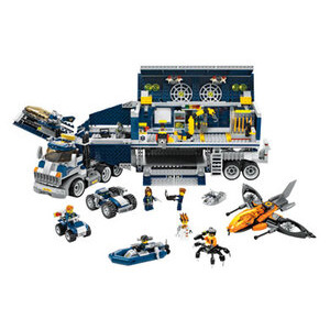 Photo of Lego Agents Mission 6: Mobile Command Centre 8635 Toy