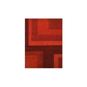Photo of Tesco Loop & Pile Squares Rug Red 120X170CM Rug