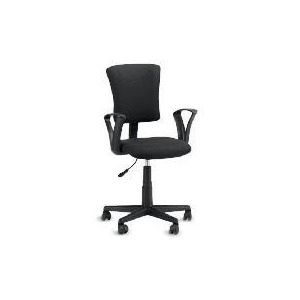 Photo of Owen Home Office Chair, Black Furniture