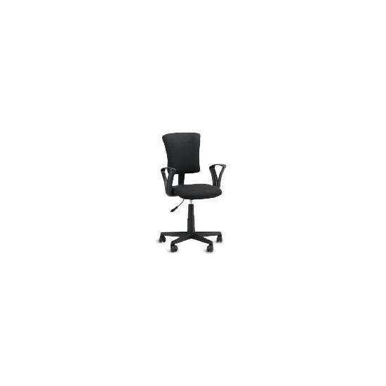 Owen Home Office Chair, Black