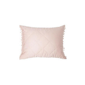 Photo of Finest Beaded Cushion, Chalk Pink Cushions and Throw