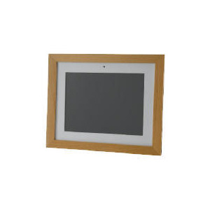 "Photo of Vivid 10"" Wooden Digital Photo Frame Digital Photo Frame"