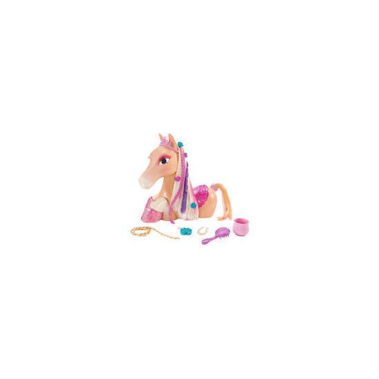 Barbie Galloping Glitz Horse Styling Head