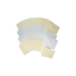 Photo of 100 Cream & White A6 Cards Stationery
