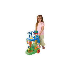 Photo of Tesco Cleaning Trolley Toy