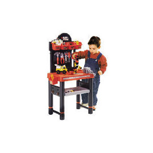 Photo of Smoby Black and Decker Workbench Toy