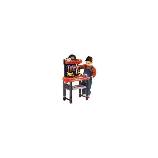 Smoby Black And Decker Workbench