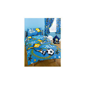 Photo of Bart Simpson Soccer Start Duvet Set Bed Linen