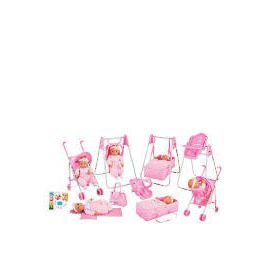 Graco My Little Baby Doll Playset Reviews