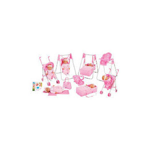 Photo of Graco My Little Baby Doll Playset Toy
