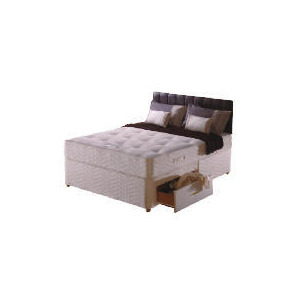 Photo of Sealy Posturepedic Ultra Ortho Superior 2 Drawer Divan Set King Bedding