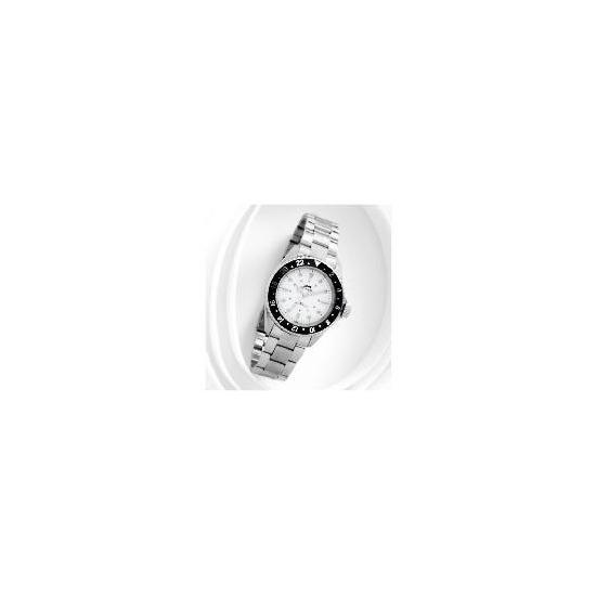 Slazenger02 white bracelet watch  50m