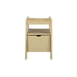 Photo of Tulsa Filer Printer Table, Light Oak Effect Furniture
