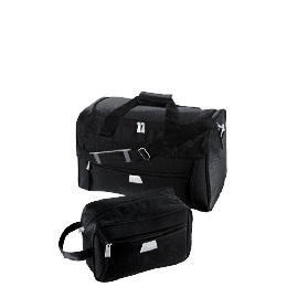 Relic Overnight holdall and washbag Black Reviews