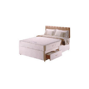 Photo of Sealy Posturepedic Ultra Memory Comfort 2 Drawer Divan Set Double Bedding