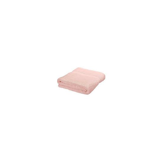 Finest hygro cotton bath sheet Rose