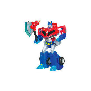 Photo of Transformers Animated Optimus Prime Toy