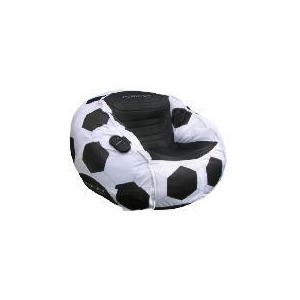 Photo of Pyramat  Football Beanie Chair Toy