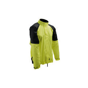 Photo of Lightflo Jacket - Black & Yellow - S Cycling Accessory