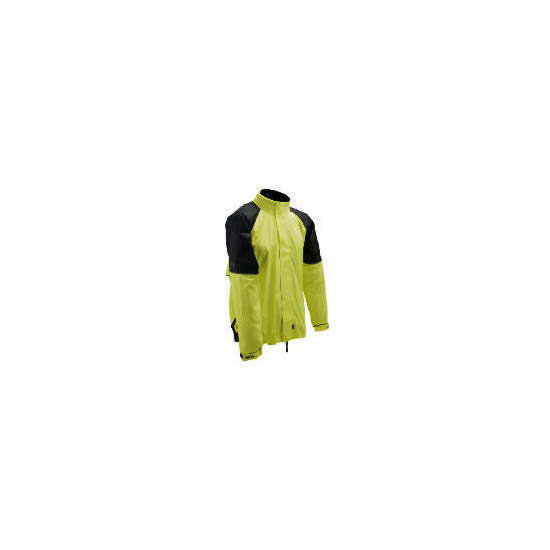 Lightflo jacket - Black & yellow - S