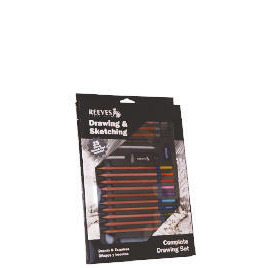 Complete Painting Set - Sketching Reviews